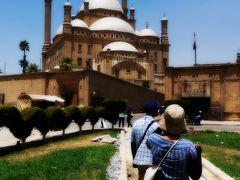 神秘のエジプト幻想紀行10日間 #1/カイロ/モハメド・アリ・モスク/ついにエジプト上陸!