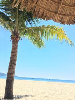 しっちゃかめっちゃかベトナム旅行 Vol.2 ビーチでまったり 台風21号で関空ダウン!( ゚Д゚)