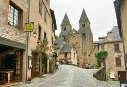 フランス・ドライブ 3,236km - #13 : 世界遺産 コンク 巡礼の村 後編