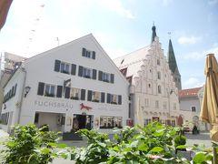 2018年ドイツの春:⑮要塞都市バイルングリースの旧市街、整然とした家並み、市城壁、塔を歩いてみるのは楽しい。
