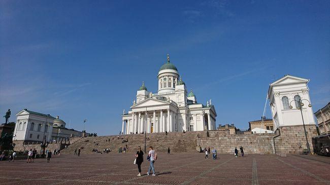 フィンランドを3泊5日で訪れました。<br />備忘録も兼ねて、初めて書いてみます!
