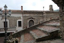 美しき南イタリア旅行♪ Vol.203(第7日)☆Oriolo:美しき村「オリオーロ城」城門は中世時代の面影♪