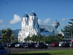 早めの夏休みを取って南太平洋アイランドホッピング8日間が6日半になった旅(4)サモアのアピア編