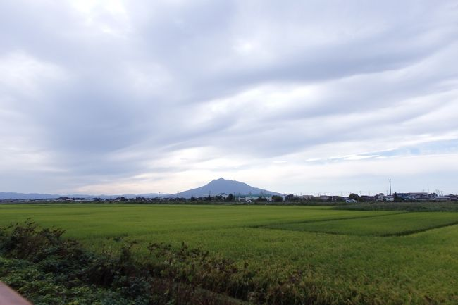 2018.09 ワープ三昧東北18切符旅行(6)奥羽本線・岩木山眺めながら弘前へ