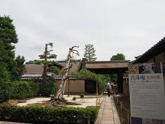 大徳寺の塔頭、現代のクリエーターにより描かれた新しい襖絵特別公開の真珠庵と、秋の特別公開の興臨院