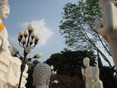 お友達の都合で2泊4日のバンコク、アユタヤフリーツアーへ。