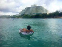 2018年9月 私の夏休み♪第三弾はリベンジ沖縄へ~「ANAインターコンチネンタル万座ビーチリゾート」でビーチを満喫する2日目~