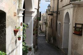美しき南イタリア旅行♪ Vol.205(第7日)☆Oriolo:美しき村「オリオーロ」旧市街は美しい♪