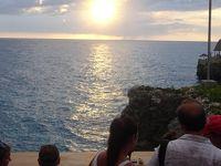 (41)2019年GWドミニカ共和国・ジャマイカ・バハマ9日間(5)ジャマイカ(ネグリルーサンセット・美しい海岸線)