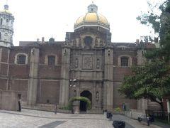 2回目のメキシコ旅行。5(グアダルーペ寺院散策)