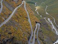 北欧ゴールデンルート4ケ国周遊10日間 5日目 トロールスティーゲン・ゲイランゲル・ゲイランゲルフィヨルド地区