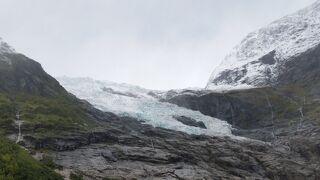 北欧ゴールデンルート4ケ国周遊10日間 6日目 ゲイランゲルフィヨルドクルーズ・ブリスクダール氷河・ソグネフィヨルド