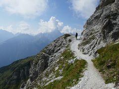 2018年 チロル・ドロミテ(ドイツ オーストリア イタリア)ハイキングの旅 2-SCHLIK2000 Sennjochhutte Starkenburgerhutte ~St.Neder ハイキング