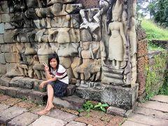 2009 夏 タイ、カンボジア旅③ 感激のアンコール遺跡とクメールの微笑みの巻