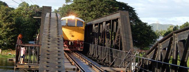 2018年の夏は泰緬鉄道を追い求めてタイへ...