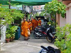 ソンクラーン直後のバンコクへ part 2 - タイで法事