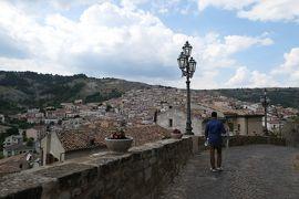 美しき南イタリア旅行♪ Vol.209(第7日)☆Oriolo:イタリア美しき村「オリオーロ城」とパノラマ♪