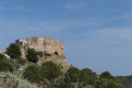 美しき南イタリア旅行♪ Vol.211(第7日)☆Rocca Imperiale:美しい村を眺めながらロッカ・インペリアーレへ♪