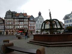 2017GW 初の東ドイツ~プラハ 【105】 とうとう帰国日。ブーツバッハその4 のんびり買い物&お茶をしてこの街をおいとま