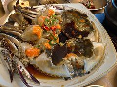 カンジャンケジャンを食べに大邱経由で釜山