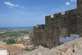 美しき南イタリア旅行♪ Vol.212(第7日)☆Rocca Imperiale:美しき村「ロッカ・インペリアーレ城」を眺めて♪