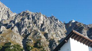 オーストリア、世界遺産巡りと湖水地方の旅 6日目の1 インスブルック