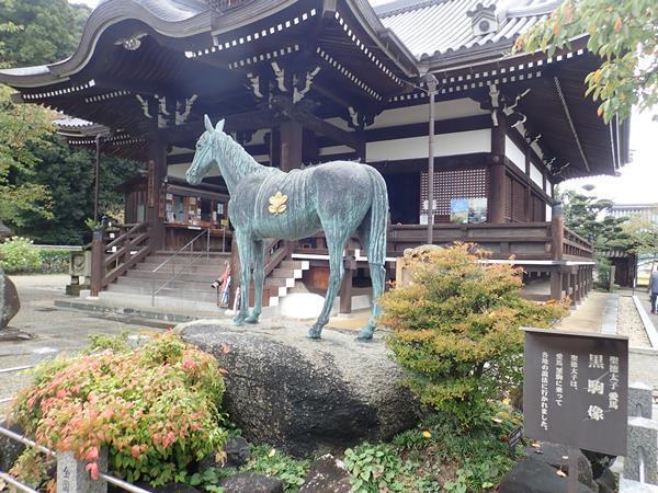 奈良の旅2日目の続きです。明日香村の飛鳥寺からバスで移動して聖徳太子生誕の地に建てられたとされる橘寺を訪れます。<br />阿弥陀三尊をご本尊とする往生院には260点にもおよぶ華の天井画が描かれ圧巻でした。<br />すぐ近くにある川原寺跡は礎石が残るのみでしたが、今ではこころやすらぐのどかな風景の中にありました。