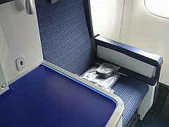 ANA羽田空港国際線ビジネスラウンジとビジネスクラス、そして北京首都国際空港