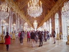 *:.゜'★Honeymoon,。.:*♪イタリア・フランス周遊[9] ~豪華絢爛のヴェルサイユ宮殿~