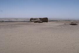 シルクロード新疆ウイグルへの旅・・・ホータンのマリカワト故城とユルンカシュ河