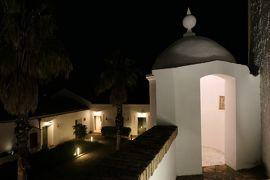 美しき南イタリア旅行♪ Vol.223(第7日)☆Pisticci:ホテルマッセリア「Torre Fiore」スイートルームからの夜景♪