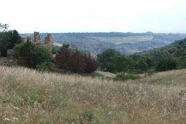 美しき南イタリア旅行♪ Vol.226(第8日)☆Pisticci:ホテルマッセリア「Torre Fiore」廃墟の農家のある美しい風景♪