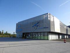 トゥールーズ エアバス工場