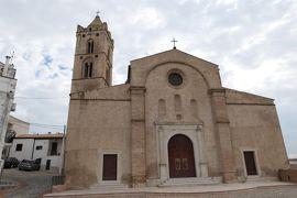 美しき南イタリア旅行♪ Vol.230(第8日)☆Pisticci:白い町並みの美しい「ピスティッチ」赤褐色の大聖堂♪