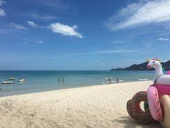 2018夏サムイ加工いらずの綺麗な海でまったり夏休みその2