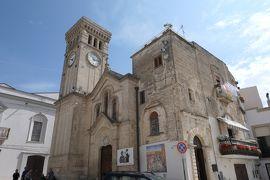 美しき南イタリア旅行♪ Vol.235(第8日)☆Miglionico:古城のある村「ミリオーニコ」美しい広場と大聖堂♪