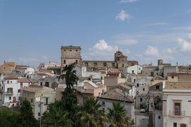 美しき南イタリア旅行♪ Vol.239(第8日)☆Miglionico:美しい「ミリオーニコ城」回廊やパテオから旧市街パノラマ♪