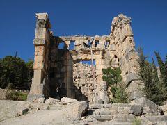 レバノンの世界遺産・遺跡を訪ねる旅 その⑧ ニハ遺跡編