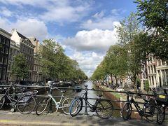 ヨーロッパ5ヶ国 試食の旅 2019夏 6日目(アムステルダム)