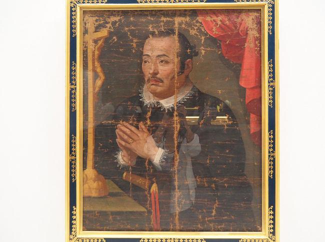 帰省途中で仙台02 仙台市博物館 : 250年のタイムカプセル。慶長遣欧使節団の歴史をたどる