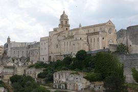 美しき南イタリア旅行♪ Vol.247(第8日)☆Gravina in Puglia:「マドンナ・デッラ・ステラ」庭園の洞窟とパノラマ♪