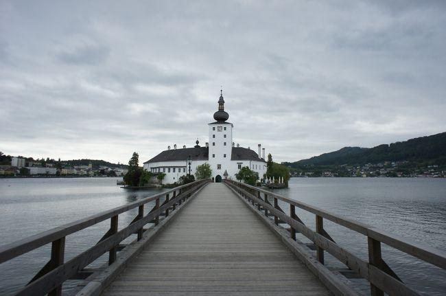 新婚旅行、初夏のオーストリアへ。