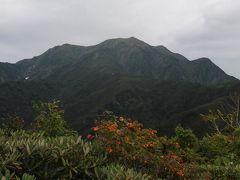 新潟・群馬の山旅1 越後駒ヶ岳(+平ヶ岳)
