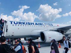 イスタンブール経由でローマへ:残念なビジネスクラス旅[2018年9月10月世界一周特典航空券の旅9]