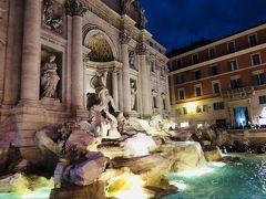 ローマの名所に行ってみる:カピトリーノ美術館、トレビの泉、スペイン広場[2018年9月10月世界一周特典航空券の旅10]