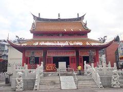 九州縦断旅(28)きらびやかな孔子廟(長崎)