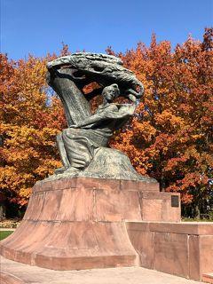 2018年 Autumn ルーツを辿る Finally Tour ~黄金の秋 ショパンの音楽が流れるベンチ コンプリート at ワジェンキ公園編 *7