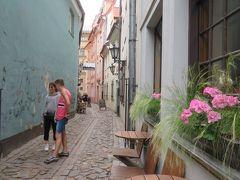 【 7 】 『 バルトのパリ 』 の名を誇る街 リガ で 楽しく散歩  【 バルト3国ツアー9日間 】