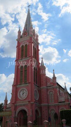 【ホーチミン観光】美しい2つの教会へ行ってみた/食いしん坊の冬ぶらり旅