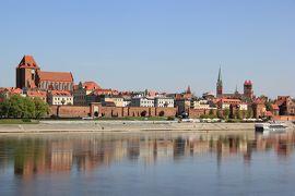 2016GW ポーランド&ドイツ旅【1】1-2日目ワルシャワ到着、中世そのままの街トルン